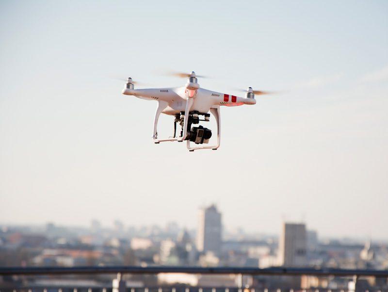 Drone Injury